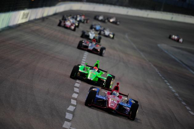 Firestone 550: IndyCar's Changes Work Wonders at Texas Motor Speedway