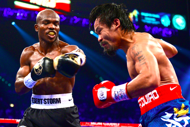 Pacquiao vs. Bradley Results: Live Round-by-Round Results and Reaction