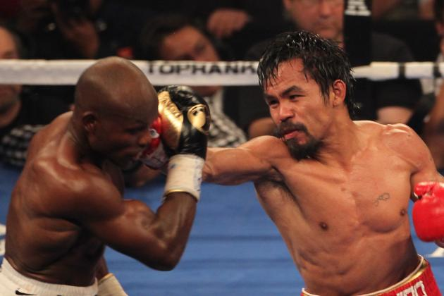 Bradley Defeats Pacquiao: Was Pac-Man's Legacy Destroyed by Crooked Judges?