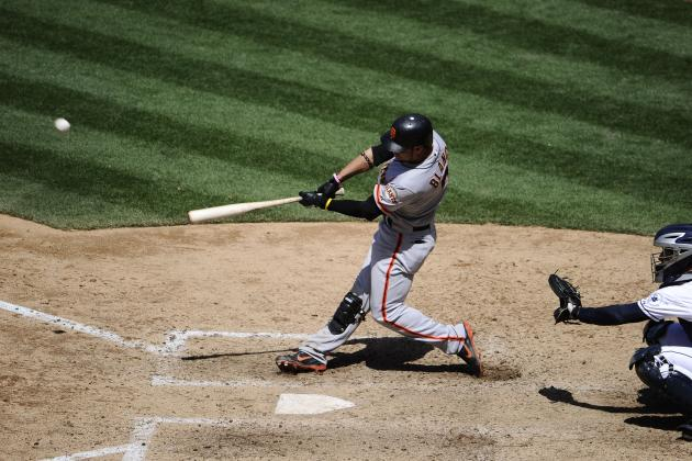 San Francisco Giants 2012 MVP: Gregor Blanco - Here's Why