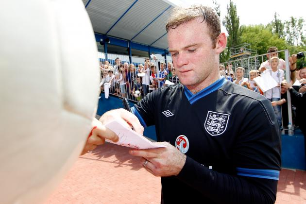 Wayne Rooney: Why England Can't Get Their Star Back Soon Enough