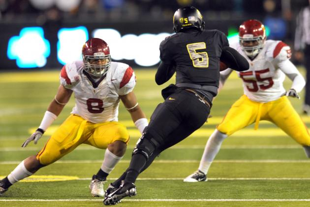 Oregon Football: With USC Back, Is Ducks' Window for Success Closing?