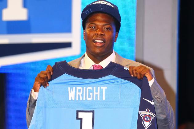 Kendall Wright Picking Up the Titans' Offense Quickly