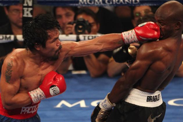 Manny Pacquiao vs Timothy Bradley Results: Controversy Kills Sport's Credibility