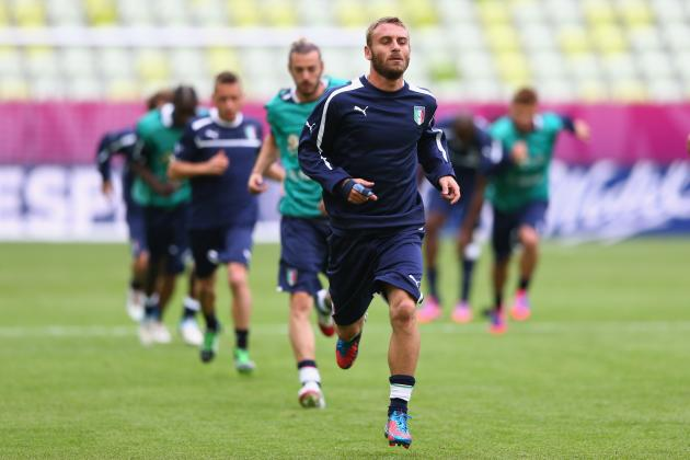 Euro 2012 Predictions: Why Italy Is Bound for an Early Exit
