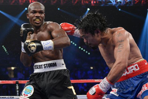 Manny Pacquiao vs. Timothy Bradley Controversy Has No Effect on MMA