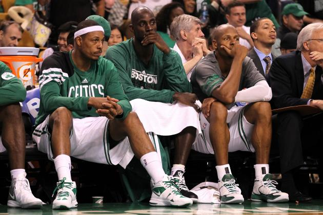 Boston Celtics Lose Game 7 to Miami Heat, Big Three Era Comes to an End