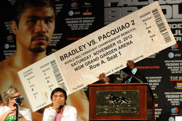 Pacquiao vs. Bradley: Manny Pacquiao Split-Decision Spits on American Values