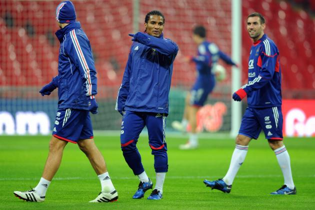 France vs. England Euro 2012 Preview: 2 Key Players to Watch for Each Team