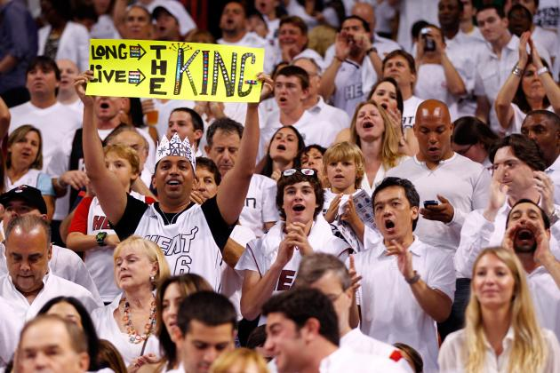 NBA Playoff Schedule 2012: How Important Is Home Court in Heat vs Thunder Final?