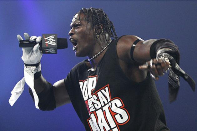 WWE News: R-Truth out of Action with a Broken Foot?