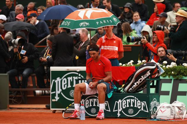 Nadal vs. Djokovic: Updated Weather Forecast for 2012 French Open Finals