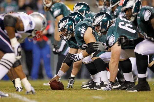 2012 NFL: Offensive Line Is Key to Philadelphia Eagles' Success in 2012