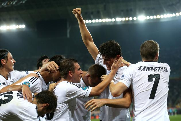 Euro Cup 2012: Assessing Germany's Performance Against Portugal