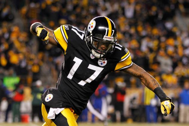 Pittsburgh Steelers Are Wise to Not Reduce Tender Offered to Mike Wallace