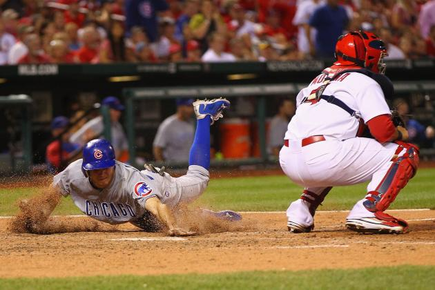Chicago Cubs Tony Campana Sets the Example How to Win at Wrigley Field