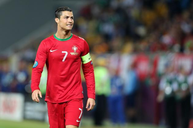 Euro 2012: Rating Cristiano Ronaldo's Performance in Germany vs. Portugal Match