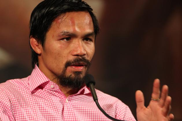 Pacquiao to Retire?  How Does Boxing Recover?