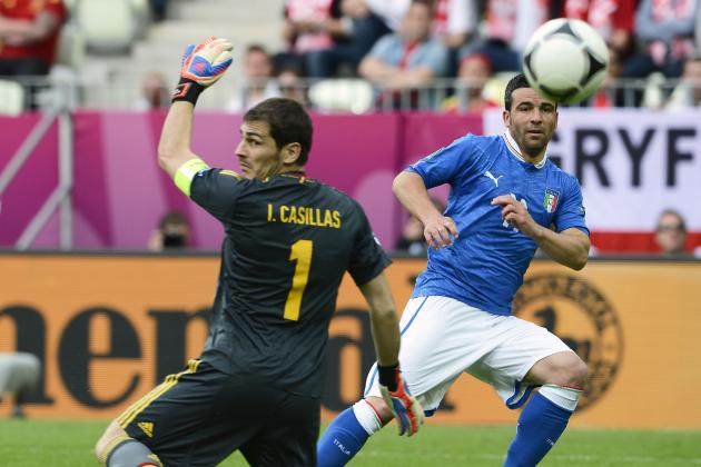 Euro 2012: Thoughts and Observations from the Spain-Italy Match