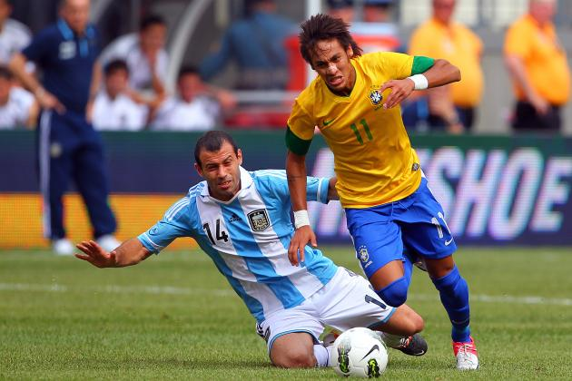 Argentina vs. Brazil: Recent Friendly Shows Both Teams Are Class of Americas