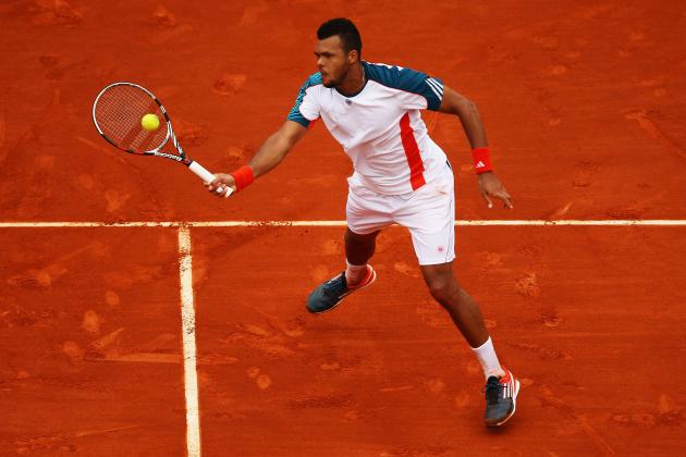 French Open 2012: Jo-Wilfried Tsonga Proved He Will Be a Major Player in 2012