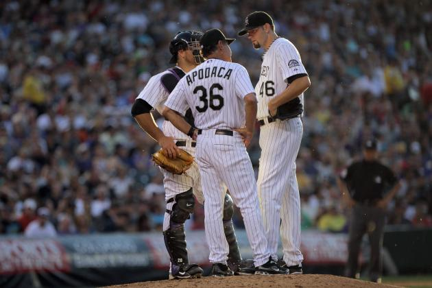 Colorado Rockies: Bob Apodaca Must Go Regardless of Season's Outcome
