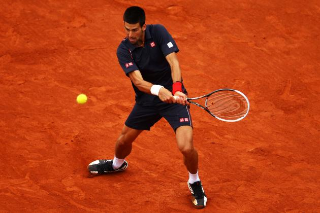 2012 French Open: Is Rafael Nadal in Serious Trouble Against Novak Djokovic?