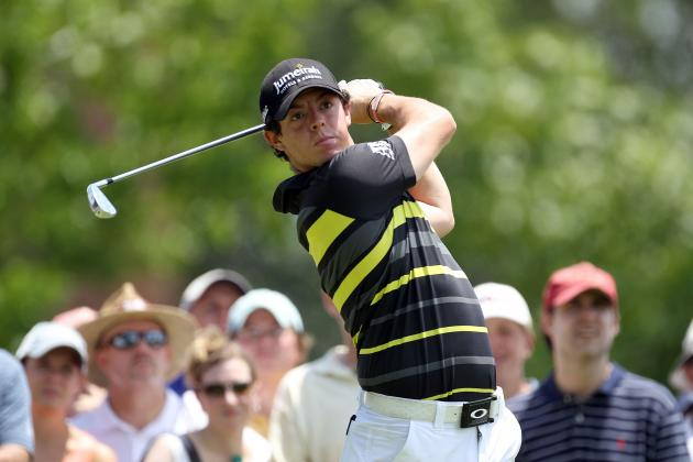 US Open Favorites 2012: Rory McIlroy and More Golfers to Bet On