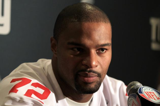 Why New York Giants Were Right to Give Osi Umenyiora His Raise