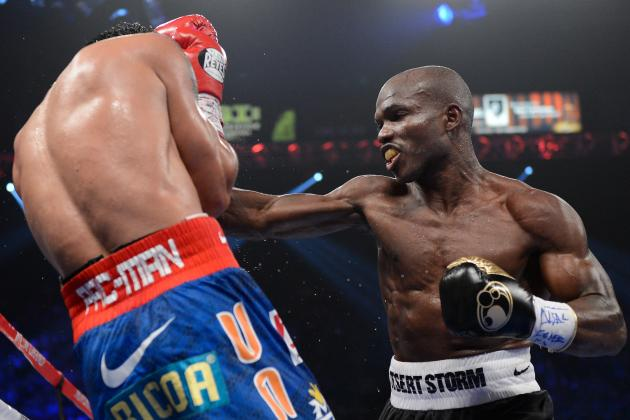 Manny Pacquiao vs. Timothy Bradley: How Controversial Decision Benefits Boxing