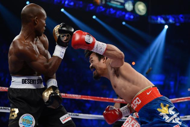 Mayweather vs. Pacquiao: Boxing's Best-Case Scenario Tainted by Pac-Man's Loss
