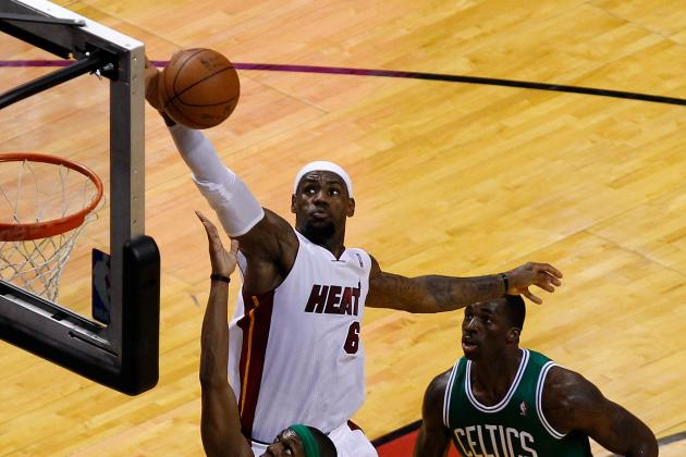 Celtics vs. Heat Game 7: James's Performance Depolarizes His Hype-Based Image
