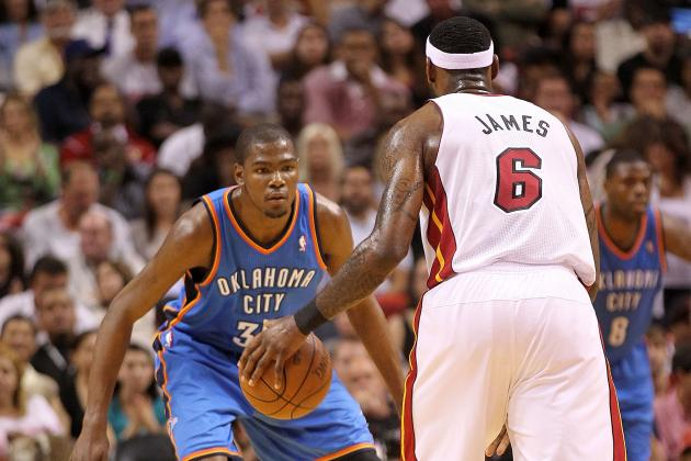 Lebron James vs. Kevin Durant: NBA Finals Will Decide Who Is the Best Player
