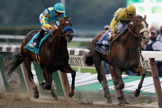 Belmont Stakes 2012 Results: Union Rags Justifies Reputation as a Top Horse