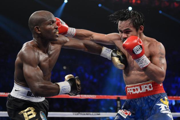 Manny Pacquiao: Loss to Bradley Won't Tarnish His Career