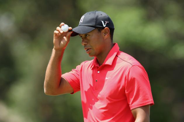 Tiger Woods: Latest Odds and Predictions to Win Open Crown