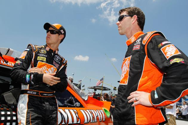 Joey Logano Wins NASCAR Pocono 400