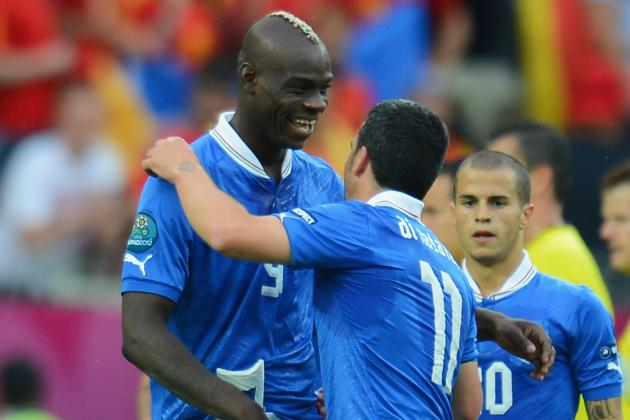 Euro 2012 Schedule: Enticing Group Play Matches You Can't Miss