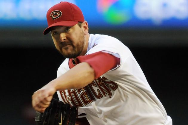 Why Trading Joe Saunders Is the Best Option for the Arizona Diamondbacks