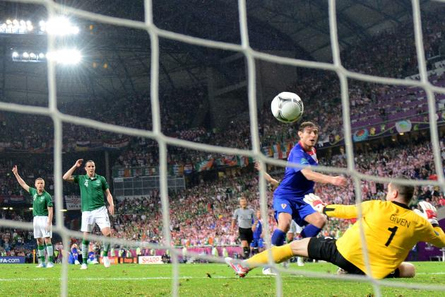 Euro 2012: Rep. Ireland 1-3 Croatia Reaction, Analysis, Comment, Player Ratings