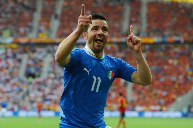 Spain vs. Italy Euro 2012: Draw Proves Italy Can Win It All