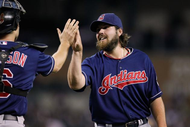 How Do Cleveland Indians Vinnie Pestano and Chris Perez Compare to Other Duos?