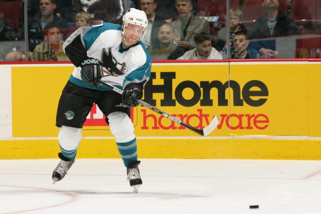 San Jose Sharks Exhibit Foolishness in Brad Stuart Trade