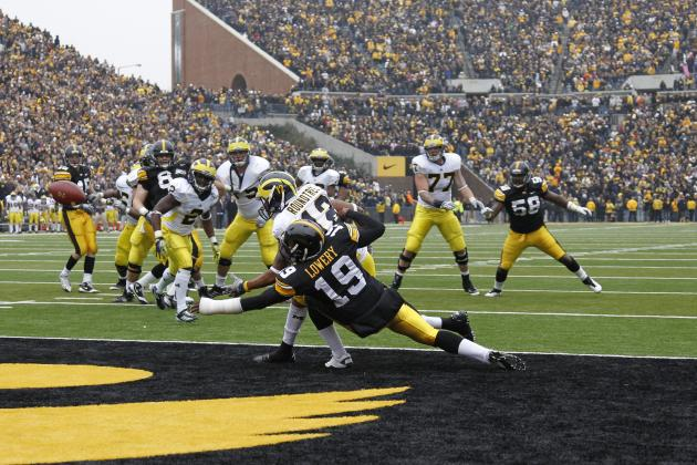 Iowa Hawkeyes Football: Cornerbacks Key to Defensive Success in 2012