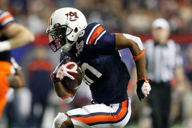 Auburn Football: Could Emory Blake Be the Tigers' Heisman Hopeful?
