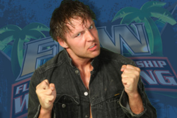 WWE: Is Dean Ambrose Going to Be WWE's Fastest Rising Star in Years?