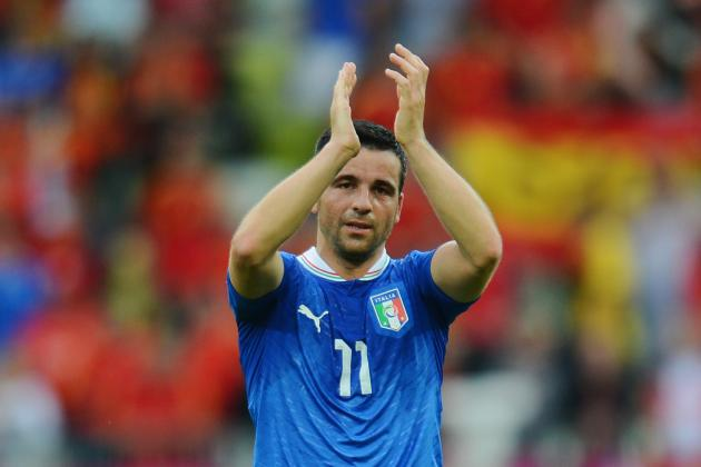 Euro 2012: Italy's 10 Threats and How They Will Advance