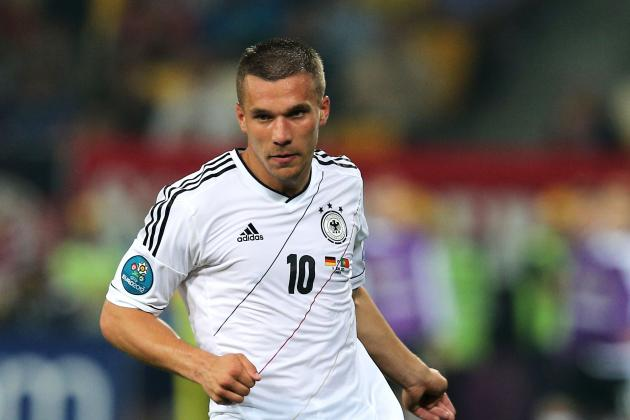 Arsenal: Gunner Fans Should Be Cautious with Lukas Podolski Expectations
