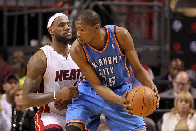 Heat vs. Thunder: Superstar Battle Won't Decide Outcome
