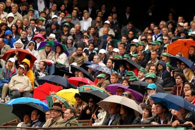 French Open 2012 TV Schedule: How You Can Catch the Delayed Men's Finals